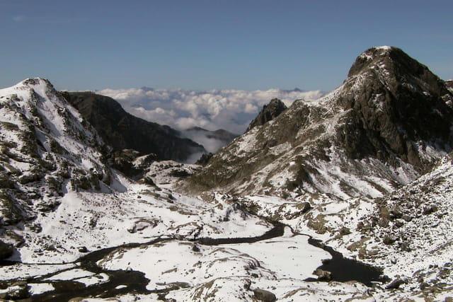 Premières neiges sur Belledone