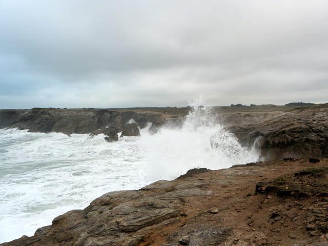Presqu'île de Quiberon, la côte sauvage