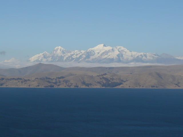 Lac Titicaca : presque irréel