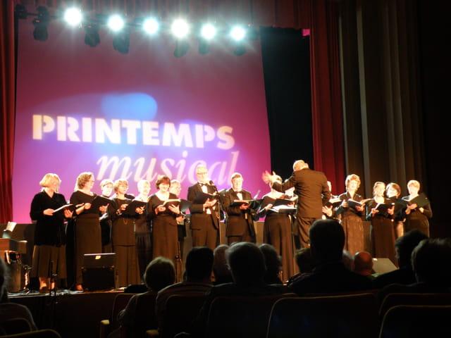 Printemps musical du Pecq 2009