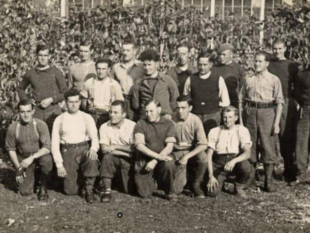 Prisonniers à Berlin