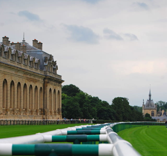 Prix du Jockey Club 2008 : le champ de courses