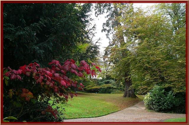 Promenade automnale au jardin botanique 3
