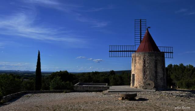 lumière de Provence boite à lettres provençales