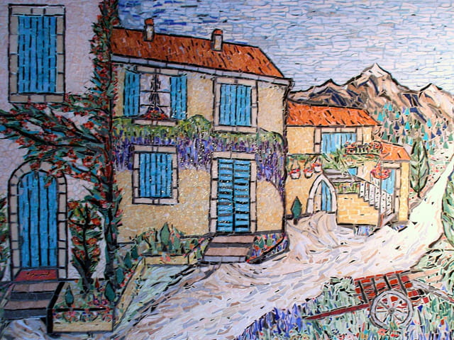 Provence Mosaïque Jdp