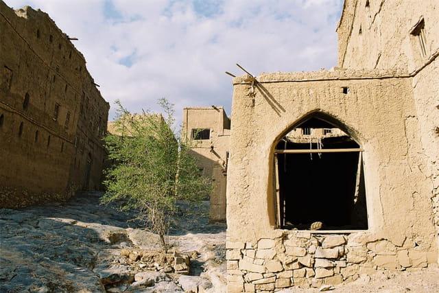 Puits à Al-Hamra