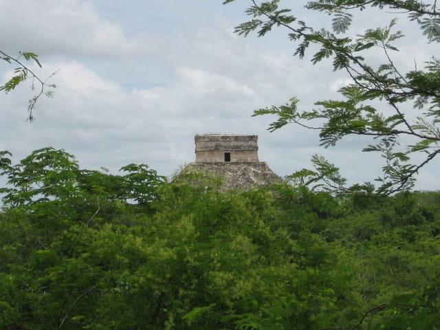 Pyramide de kukulkan