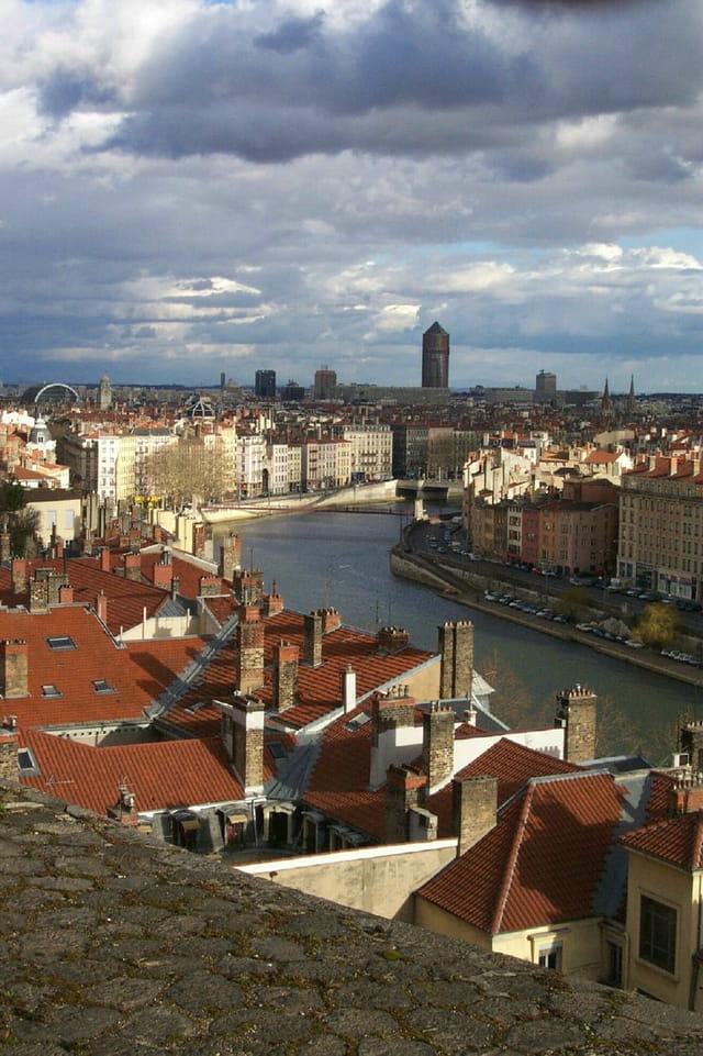 Quaie de Saône
