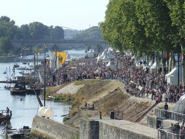 Quais de Loire à Orléans
