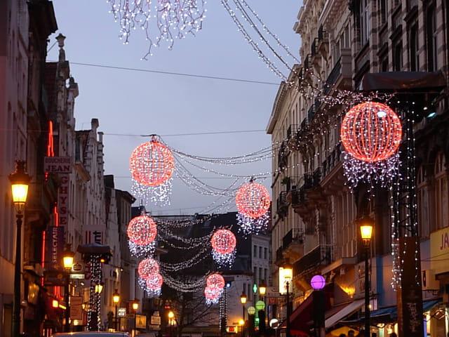 Quartier chinois à Bruxelles