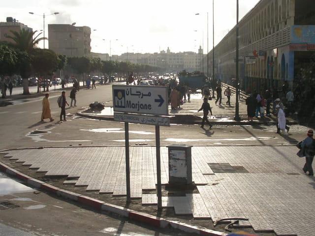 Quartier d'Agadir