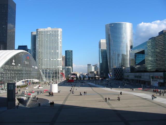 Quartier de La Défense