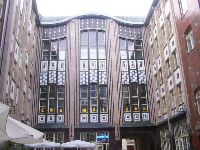Quartier juif à berlin