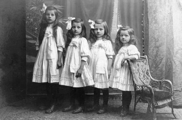 Quatre soeurs