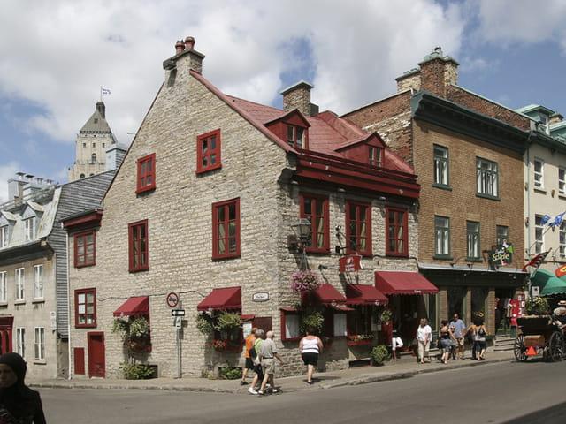 Québec le vieux