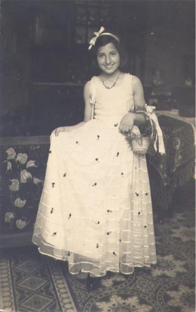 La jeune fille au panier