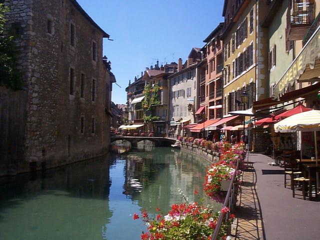 Quelle vie à Annecy !