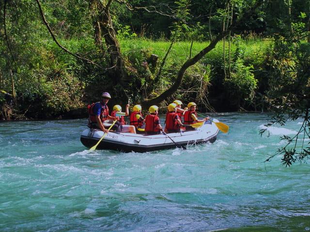 Rafting - Descente du Gave