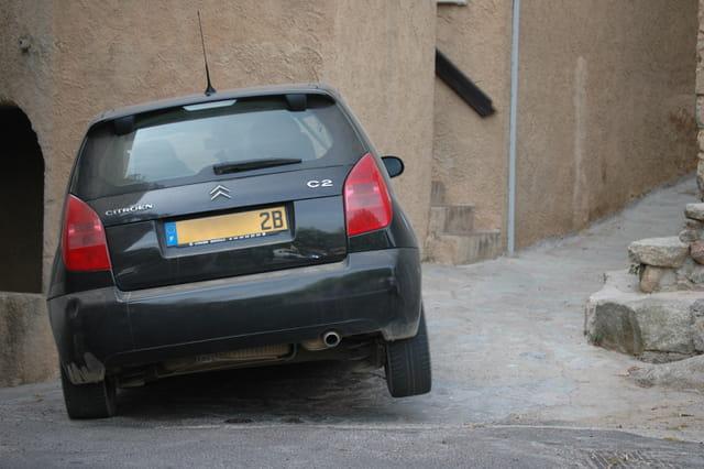 Rallye de Corse ?