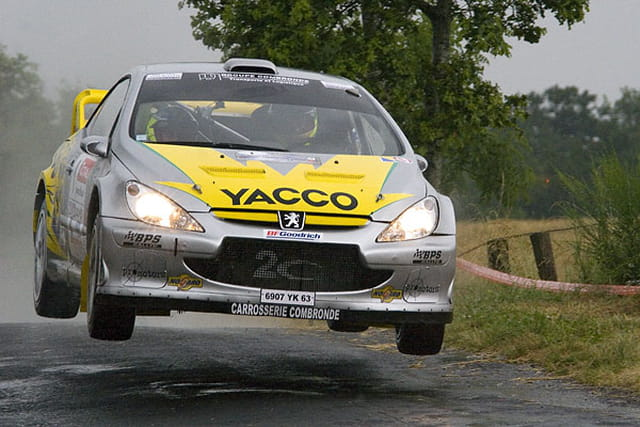 Rallye du Rouergue 2008