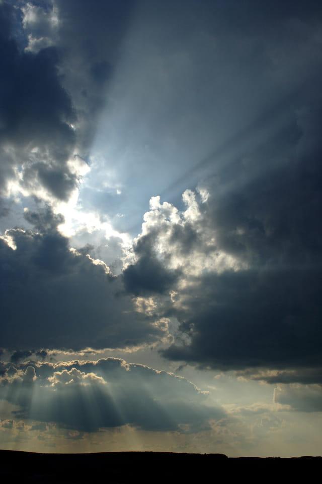 Rayons célestes