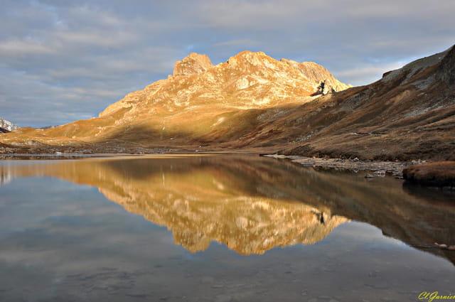Reflet au Lac Rond