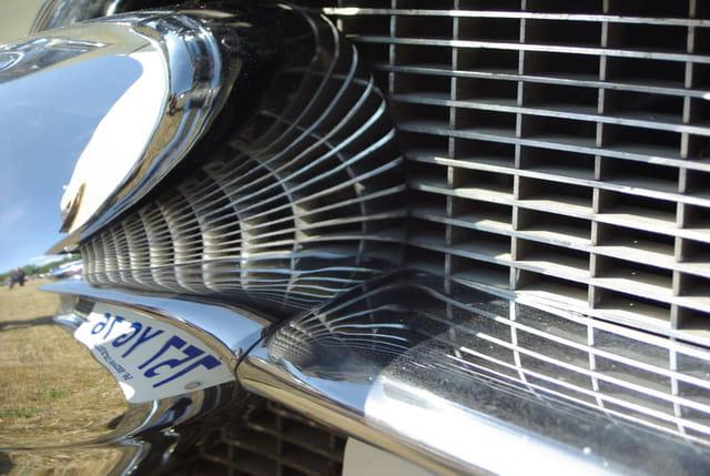 Reflet Cadillac