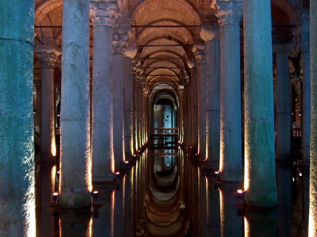 Reflet d'Istanbul