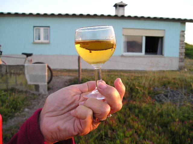 Reflet dans verre