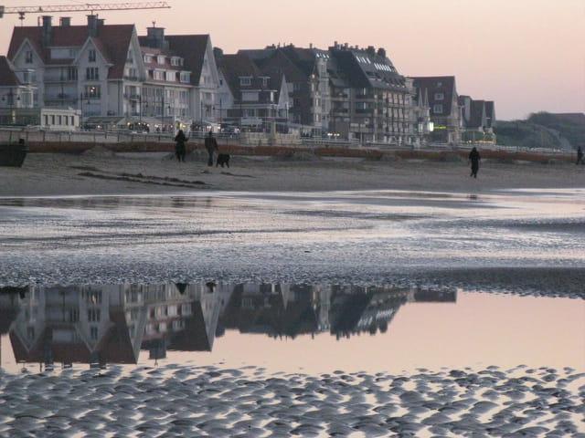 Reflet De Haan .