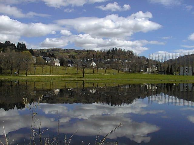 Reflet de Lac