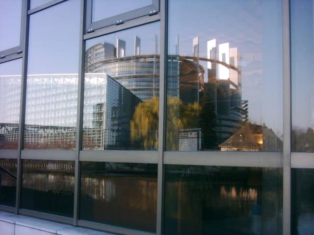Reflet du parlement européen