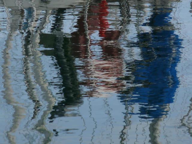 Reflets au port (Juliane)