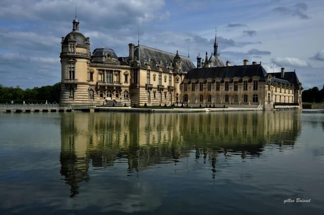 reflets de Chantilly