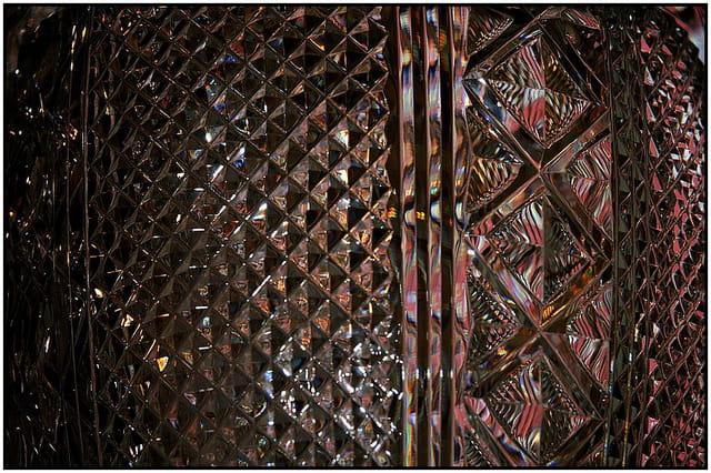 Reflets de cristal