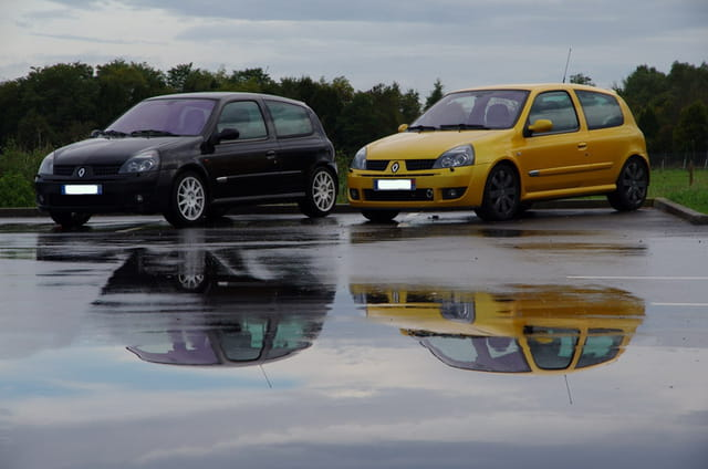 Reflets de Renault