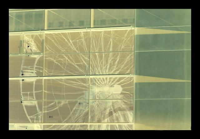 Reflets de roue