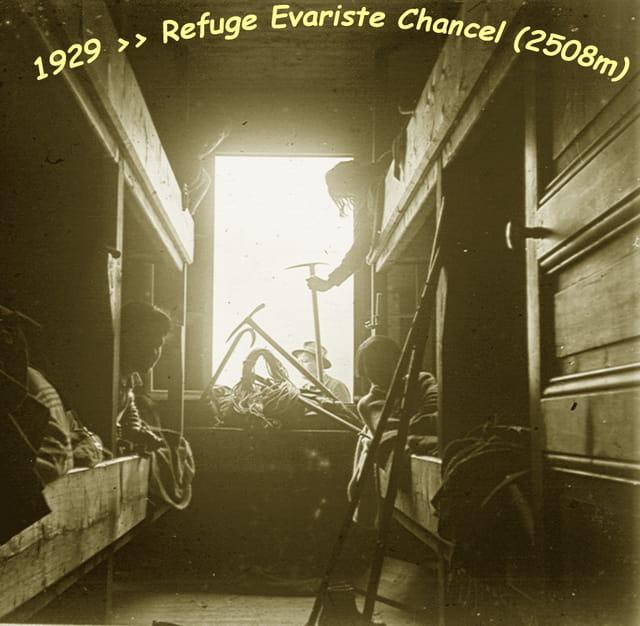 Refuge Chancel