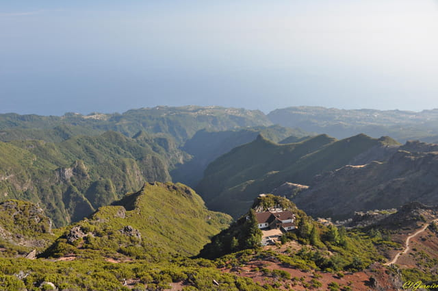 Refuge do Pico Ruivo
