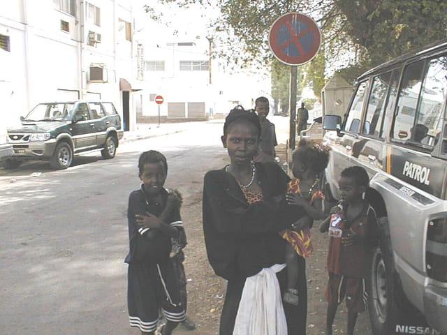 Réfugiés à djibouti