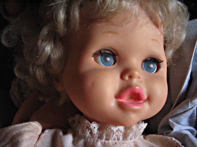 Regard de poupée