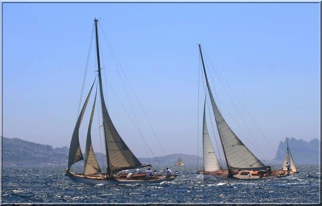 Régates Voiles du Vieux Port Marseille