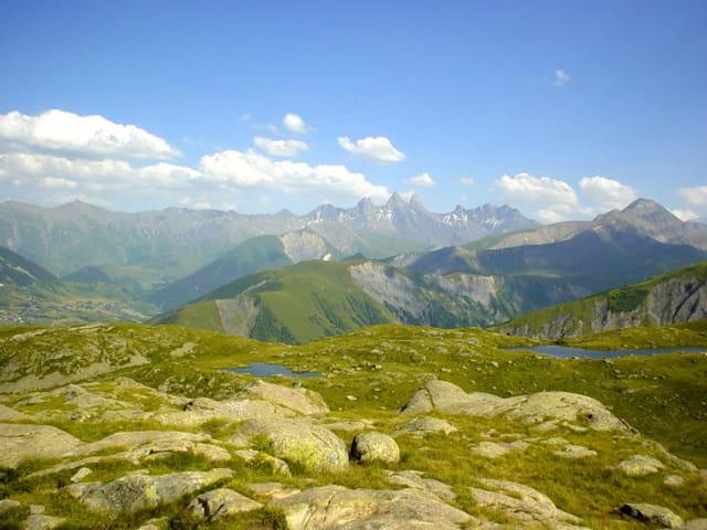 Relief montagneux
