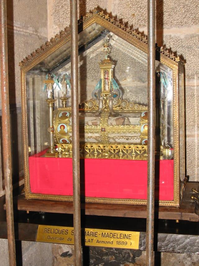 Reliques de st marie madelaine