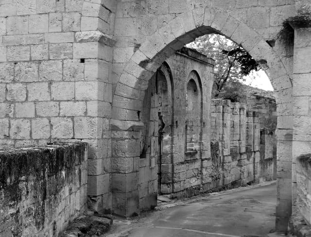 Rempart de St Emilion