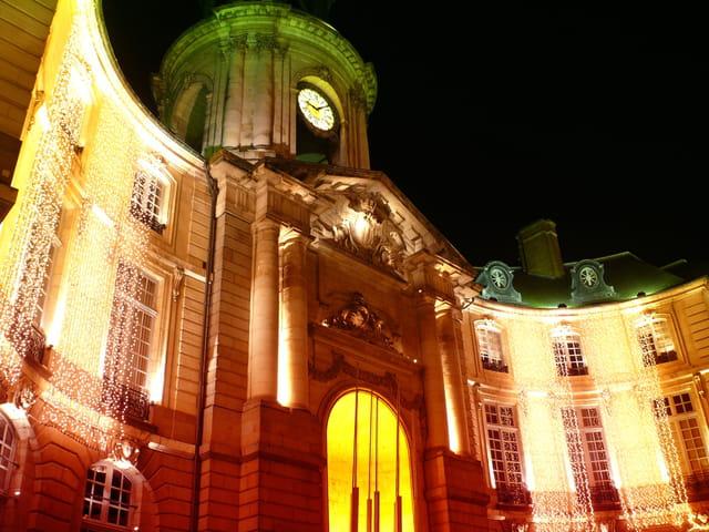 Rennes illuminé