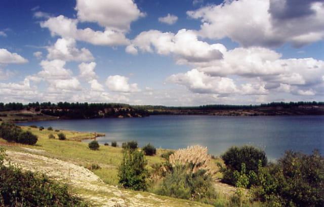 Repos au lac