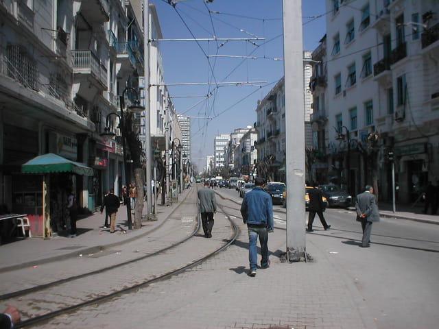 Réseau tramway