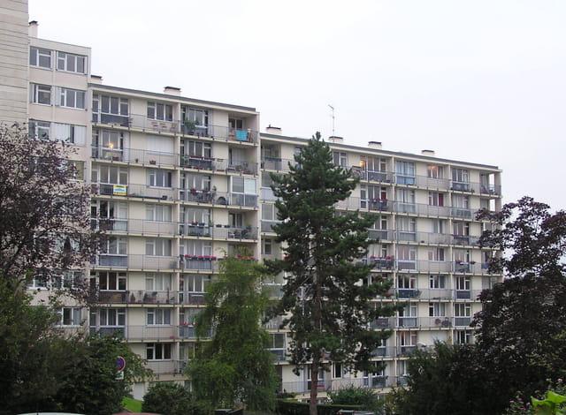 Résidence La Vallée de la Seine, au Pecq