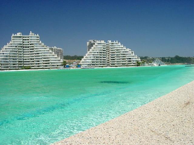 Resort et piscine privée